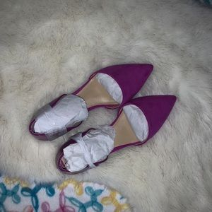 Expression Flats Shoes New No Box size 7